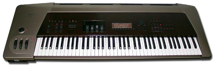 yamaha vp1 frontview