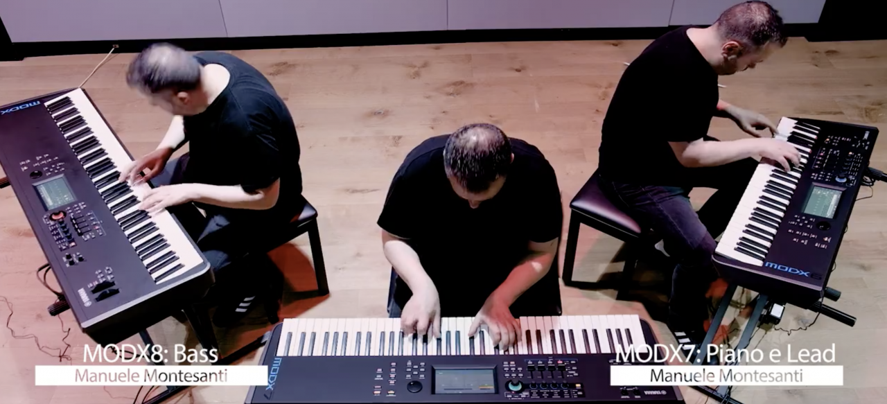 Synthbits: Manuele Montesanti and MODX