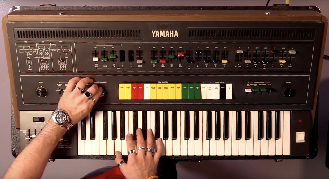 Synthbits: The CS50 in Action!