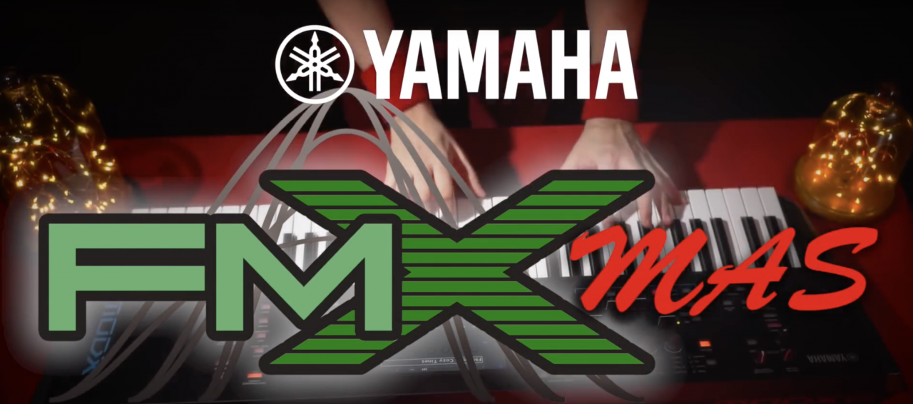 Synthbits: Happy FM-Xmas from YamahaSynth!