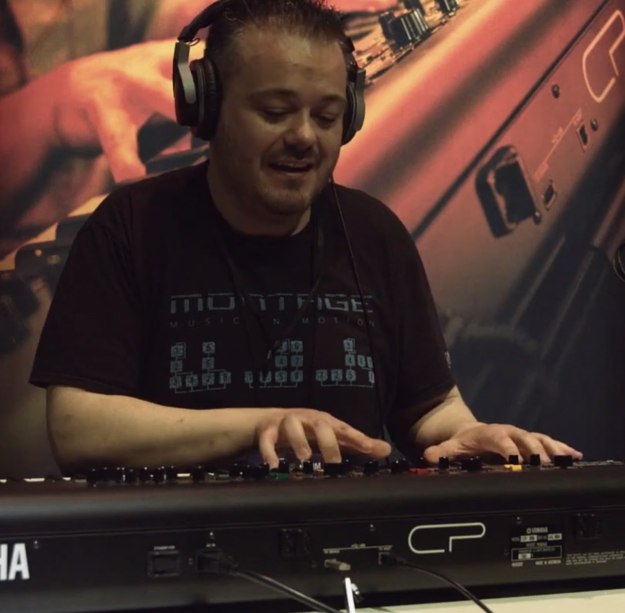 Winter NAMM 2019: Manuele Montesanti CP88 Performance
