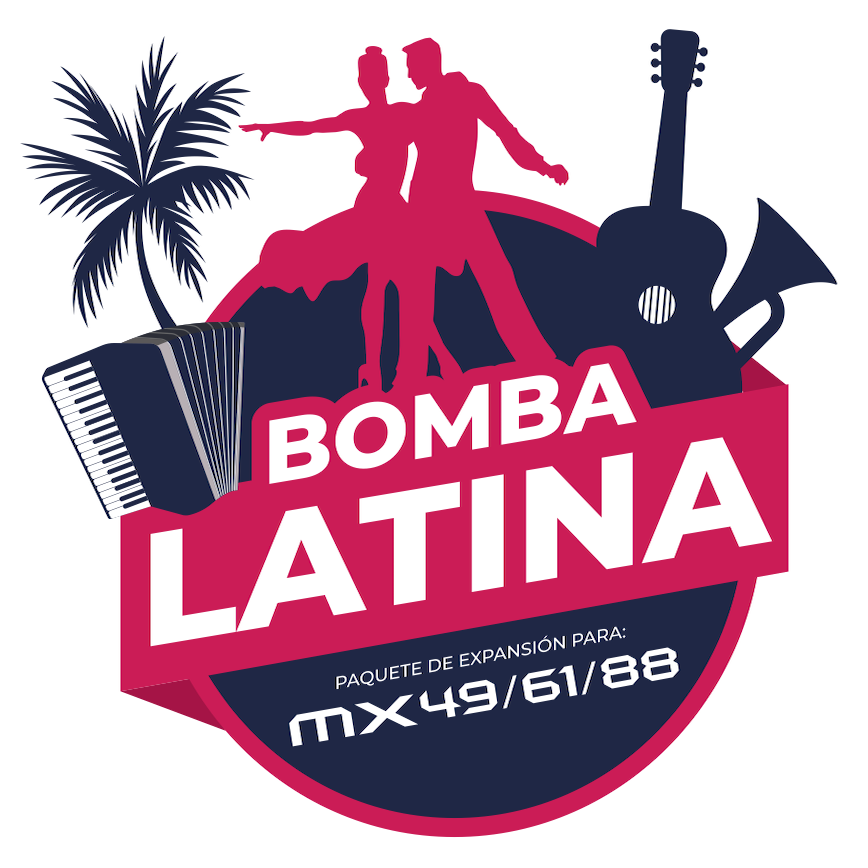 Bomba Latina for MX49/61/88 Available Now!