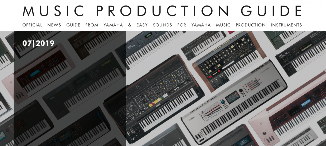Music Production Guide, Issue 07/2019 Available NOW!