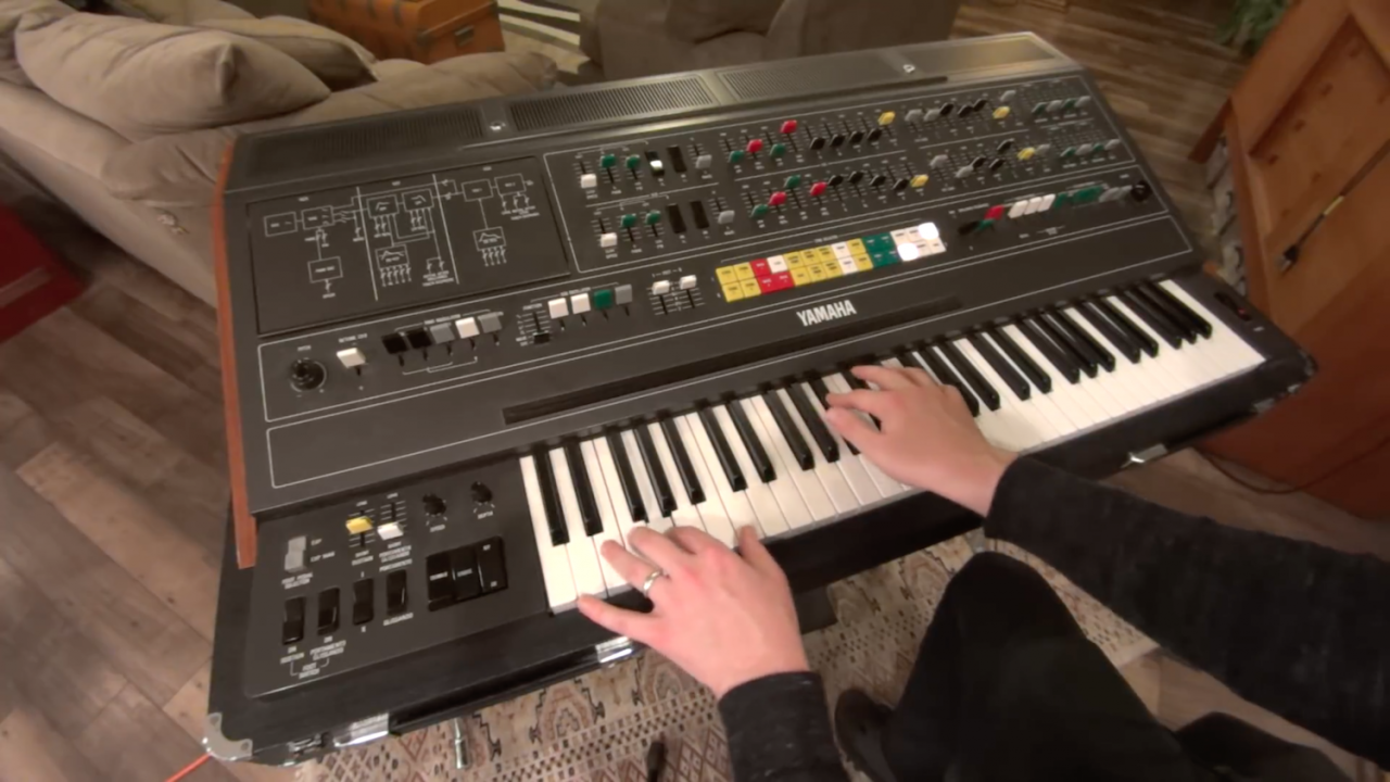SynthBits: Synth Stuff Ep. 25: The CS-80
