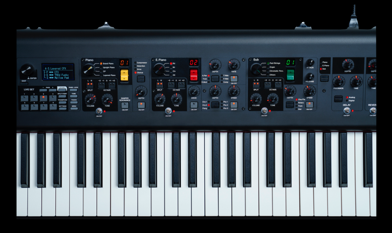 CP73/88 Stage Piano: Article Roundup