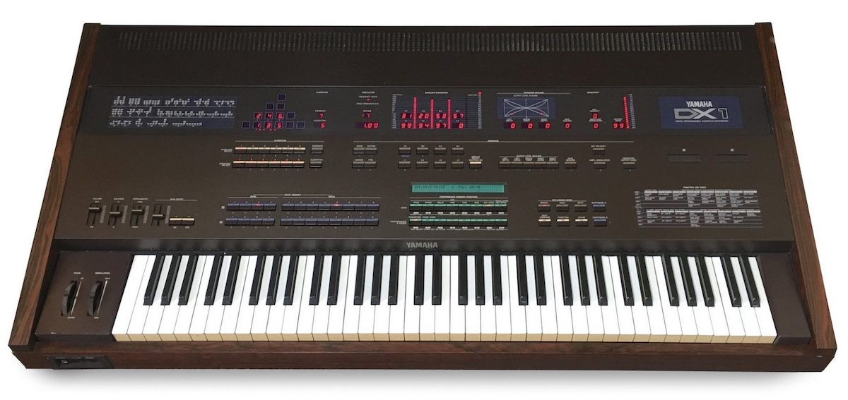SynthBits: Synth Wizards and the Elusive DX1