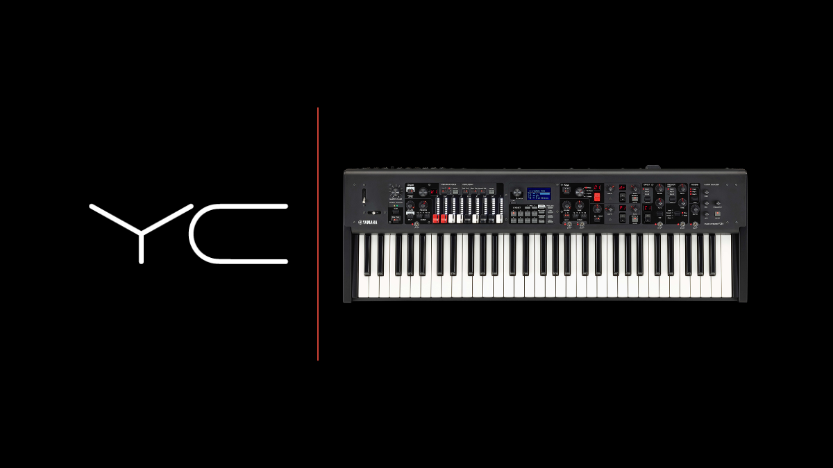 Introducing the YC61 Stage Keyboard