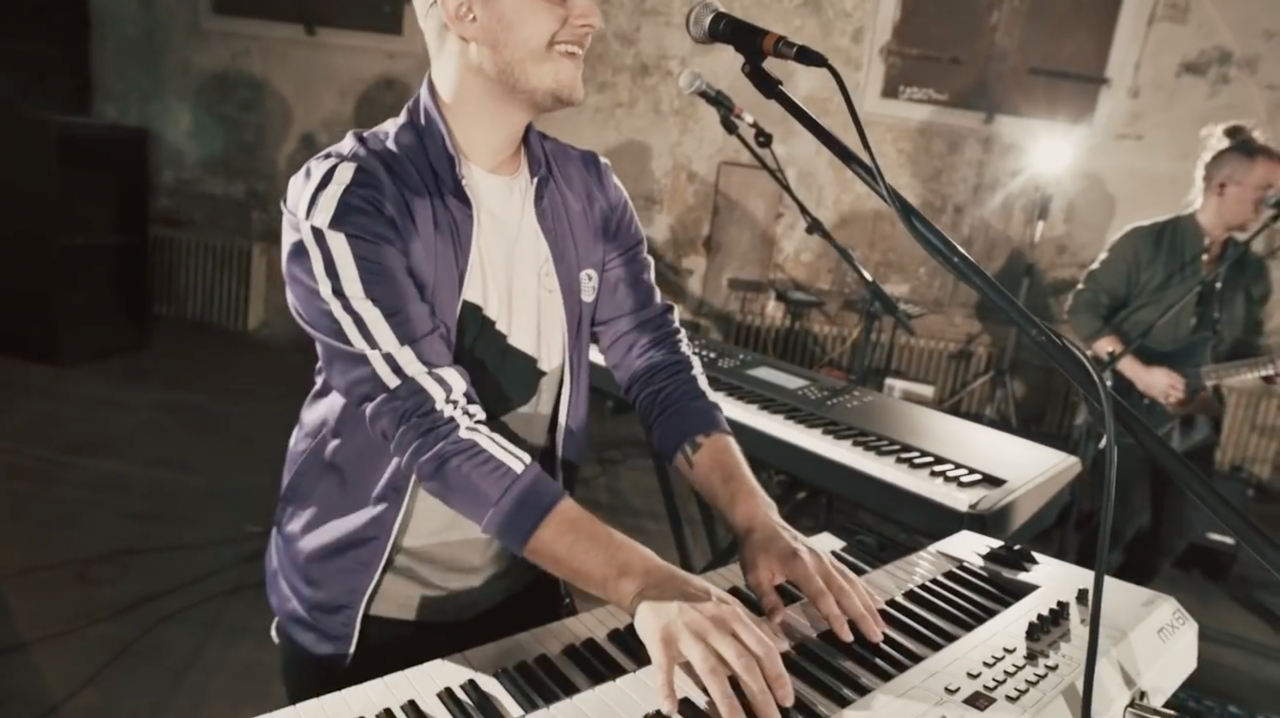 Yamaha Sessions: Gregers