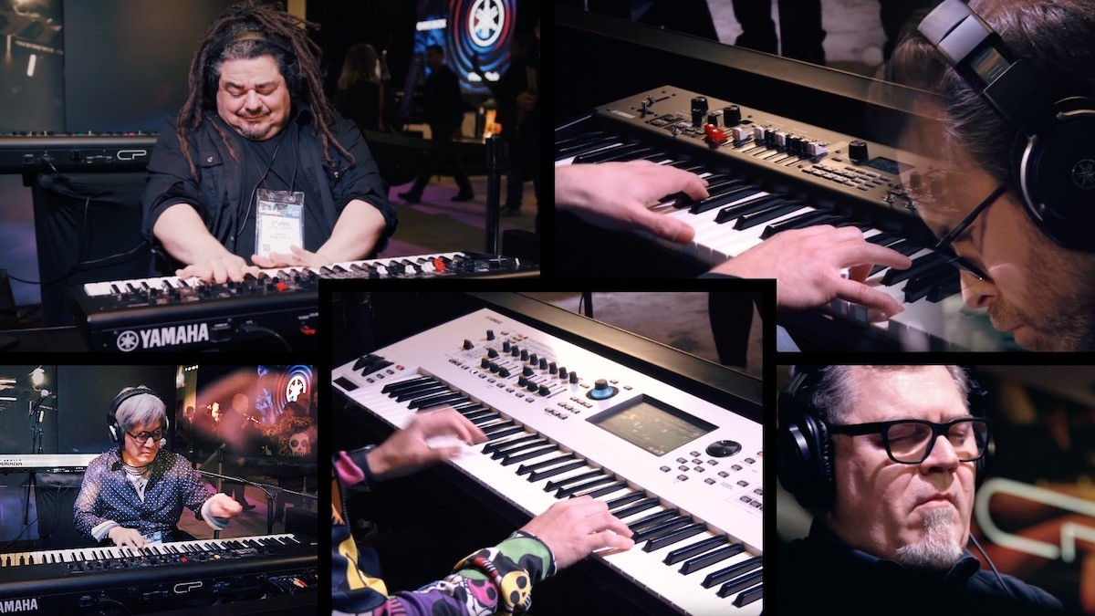 NAMM 2020: Live Performances