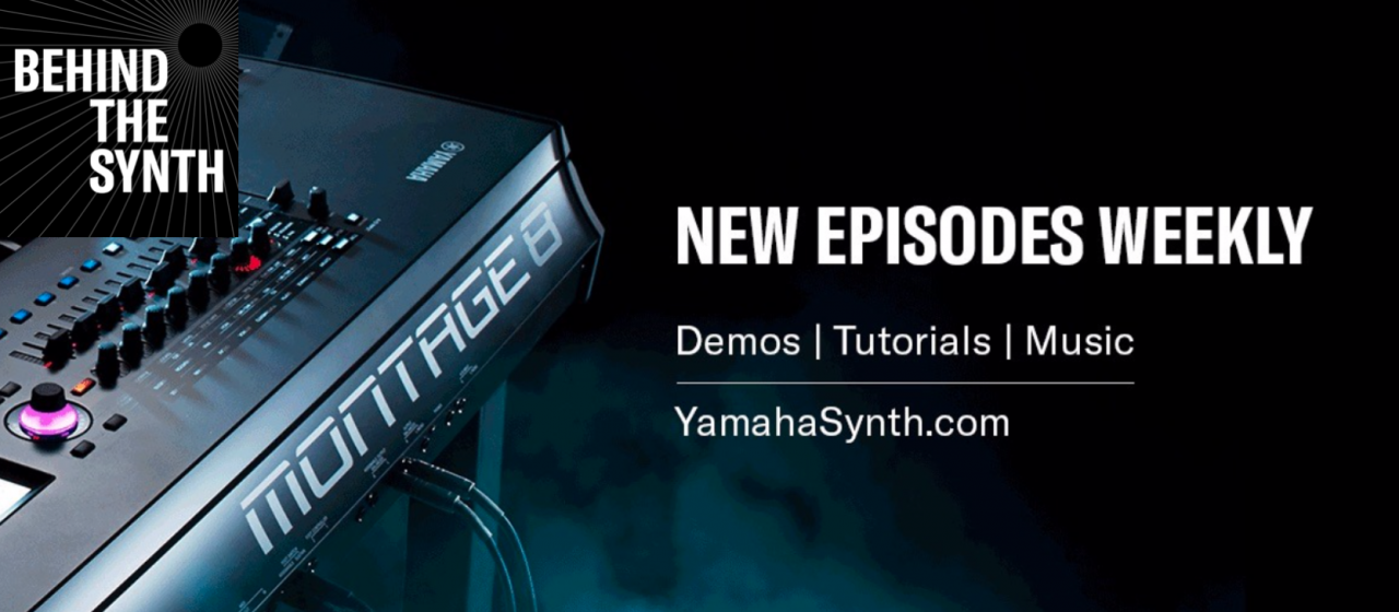 Behind the Synth: NAMM 2020 Clifton Williams Chat