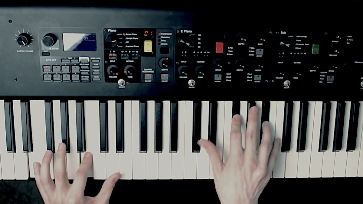 SynthBits: Nick Semrad Reharmonizes Traditional Hymn on CP88/73