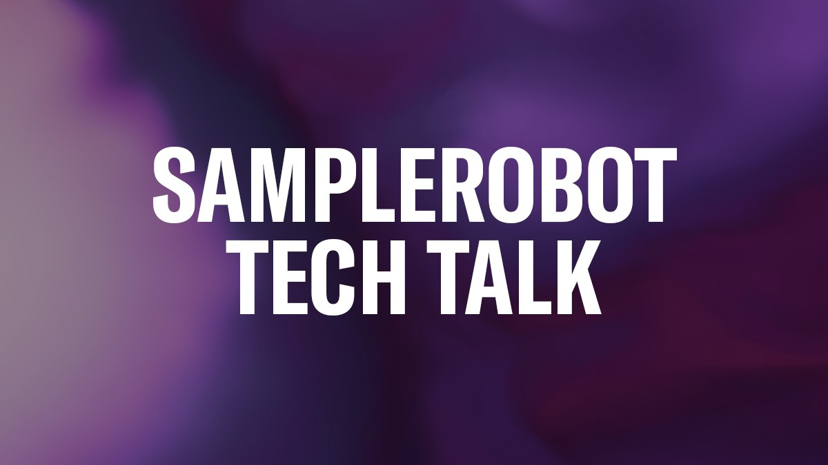 SampleRobot-Tech-Talk