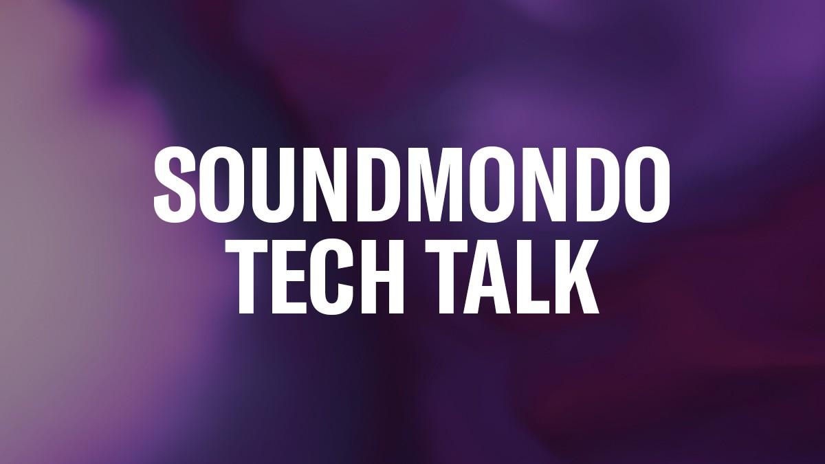 Soundmondo-Tech-Talk