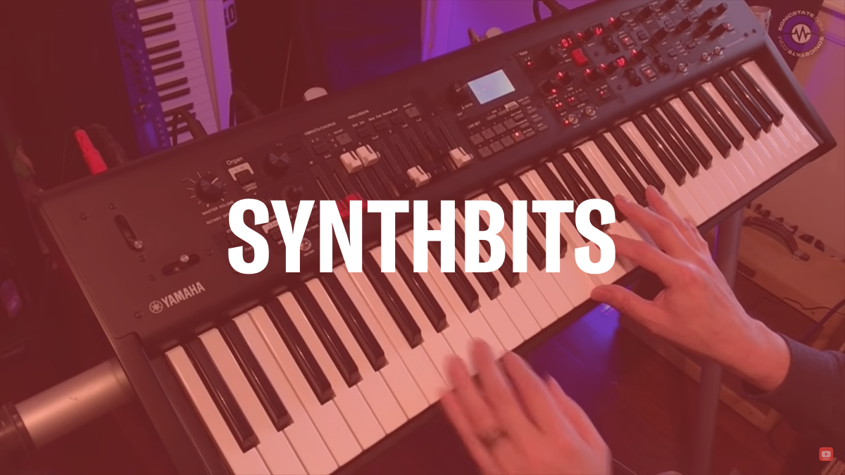 SynthBits: SonicState YC61 Sound Demo