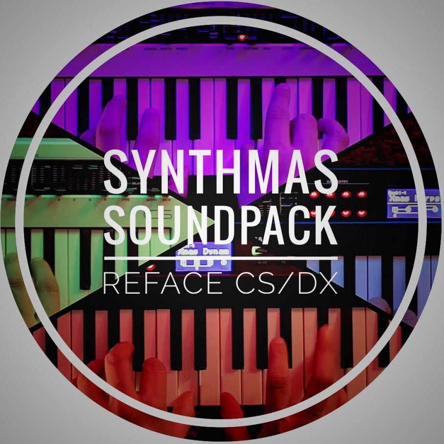reface DX and CS: Have Yourself a Merry Little Synthmas