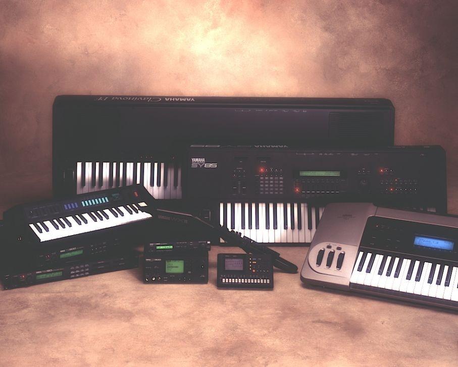 Legacy Yamaha Synths