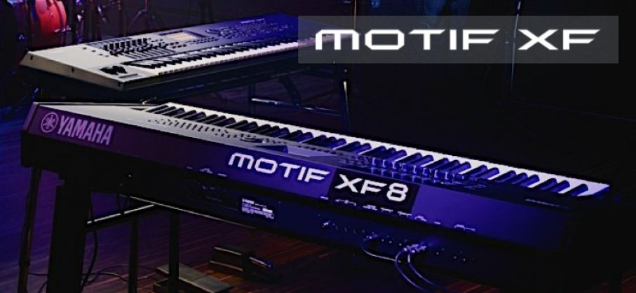 Motif XF Song Import using the Editor VST
