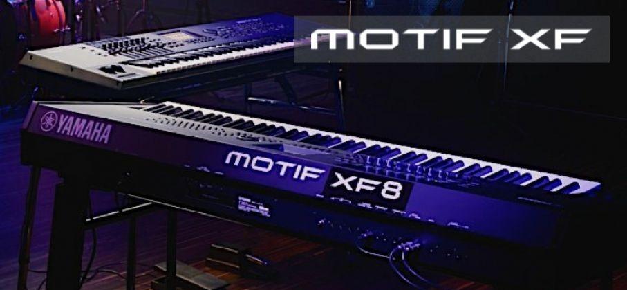 MOTIF XF Song Import via VST Editor