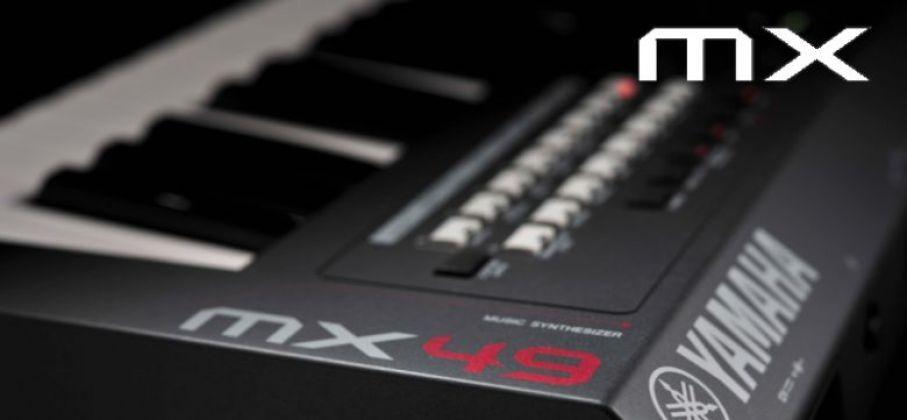 MX Study: Synthesizer Basics with the MX