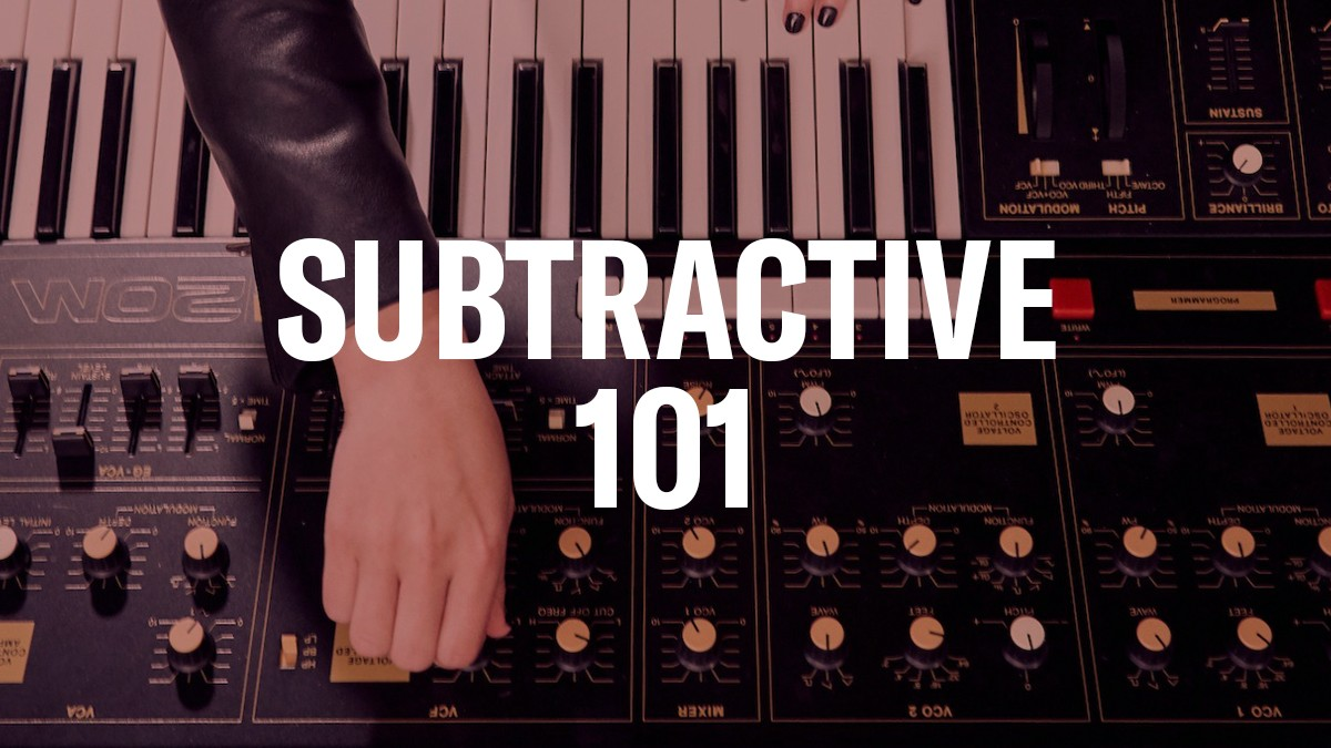 Subtractive Synthesis 101, Part Two: Going from Static to Dynamic