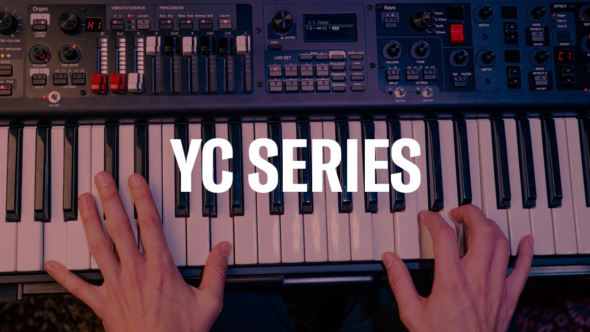 YC Series Virtual Event Hosted by Sam Ash Music Recording