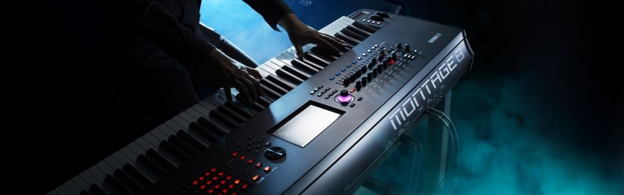 Yamaha Synthesizers and Stage Pianos on Tour!