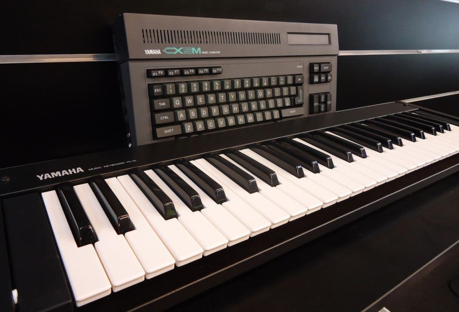 Synthbits: An Audio Demonstration of the CX5M Music Computer