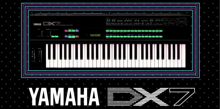 Synthbits: Yamaha DX7 - The Synthesizer that Defined the 80s