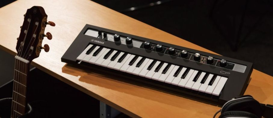 reface CP Piano Easter Egg