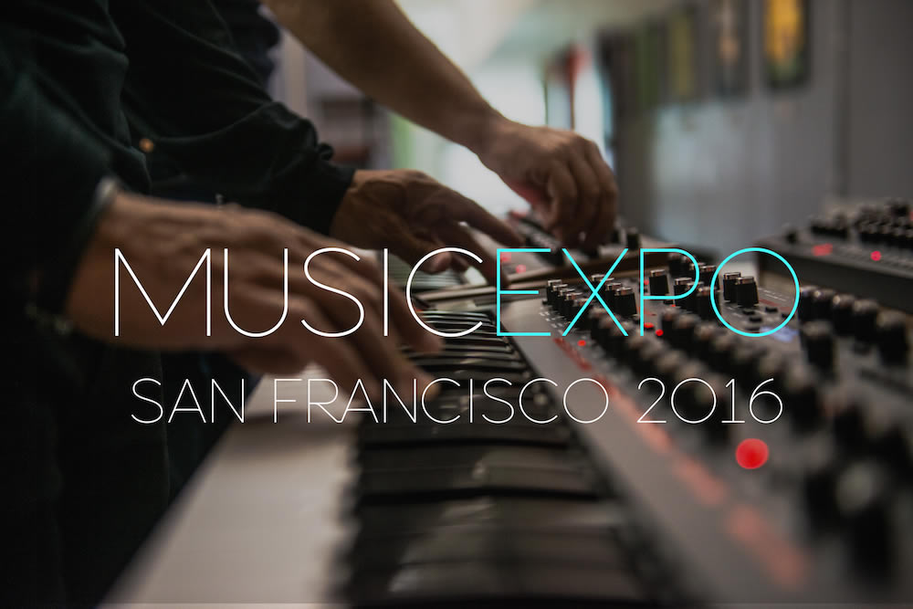 Music Expo San Francisco 2016