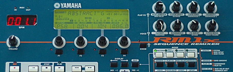 Synthbits: A Celebration of the Classic RM1x with RaveTracks