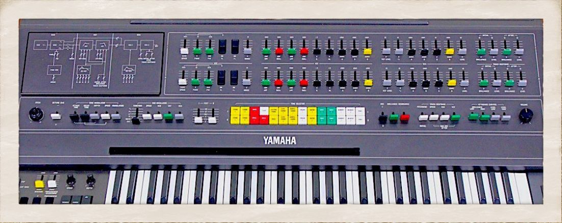 Synthbits: A Demonstration of the Amazing CS-80