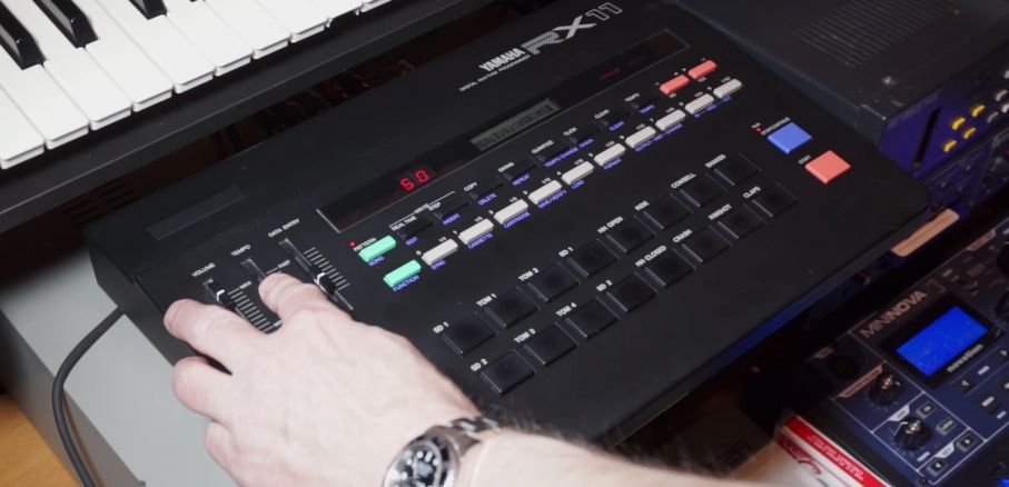 Synthbits: A Great Overview of the RX11 Digital Rhythm Programmer