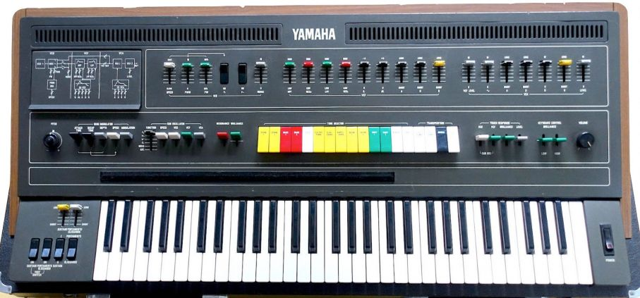 Synthbits: A Tour of the Classic CS-60