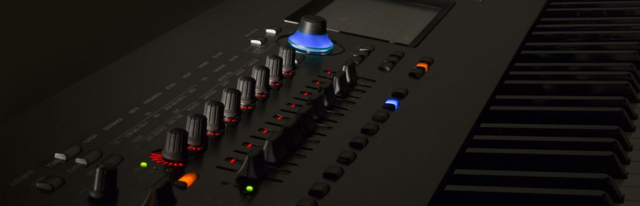 "MONTAGE ""Worship Center"" - A Motif XF Conversion"