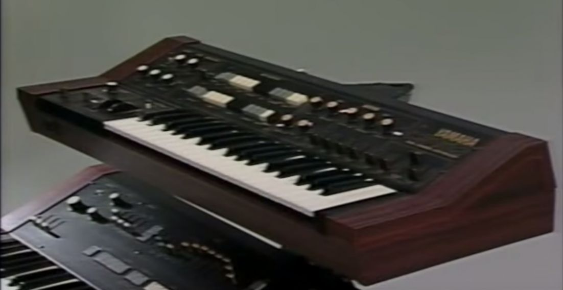 Synthbits: The EPIC 1995 History of Yamaha Synthesizers Video